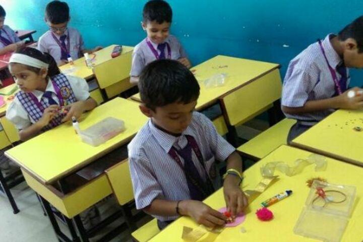 Wisdom World School-Classroom