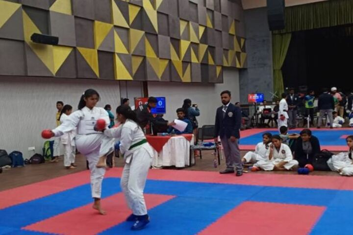 Wisdom World School-Karate