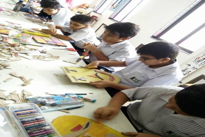 Kohinoor International School-Art And Craft