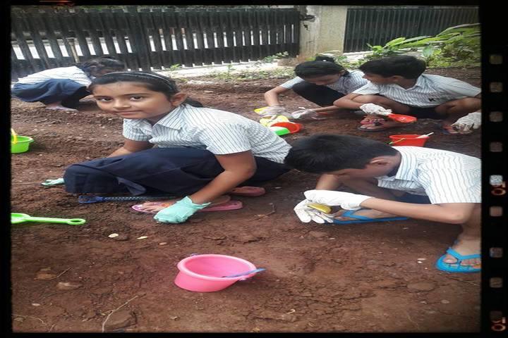 Kohinoor International School-Environment Day