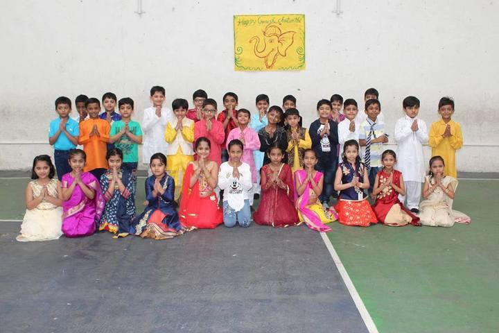 Kohinoor International School-Ganesh Celabrations