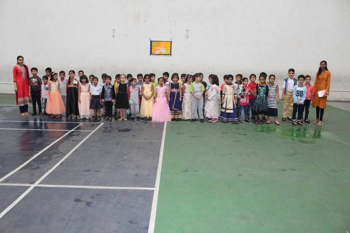 Kohinoor International School-Kids Sports Room