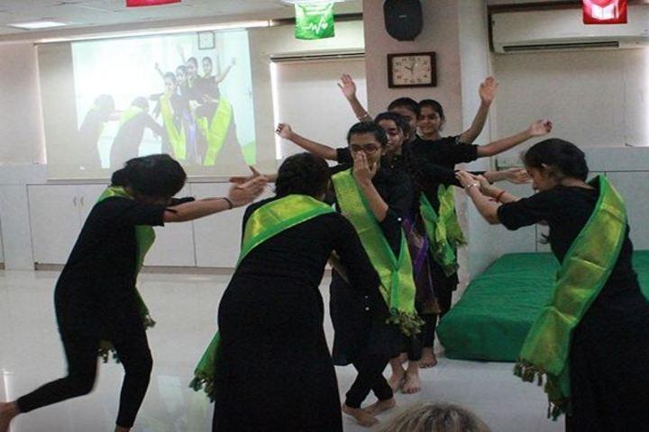 J B C N International School-Dance