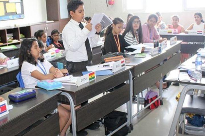 J B C N International School-Debate