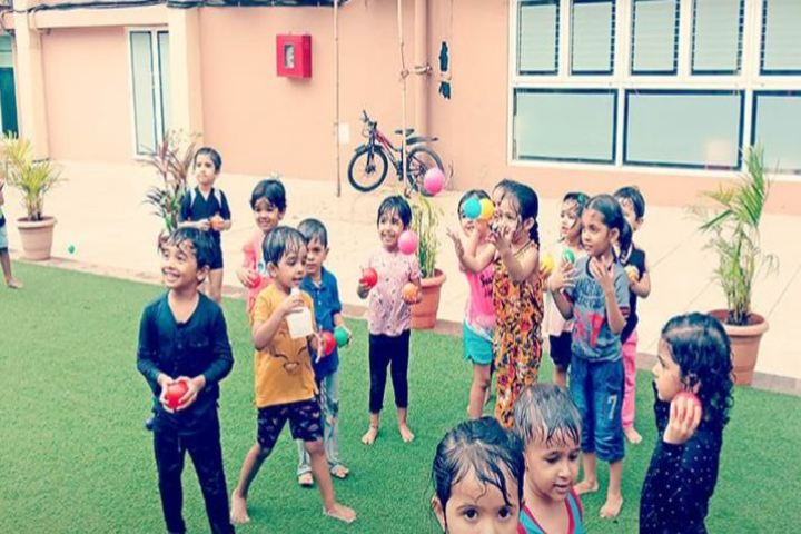 J B C N International School-Play Room