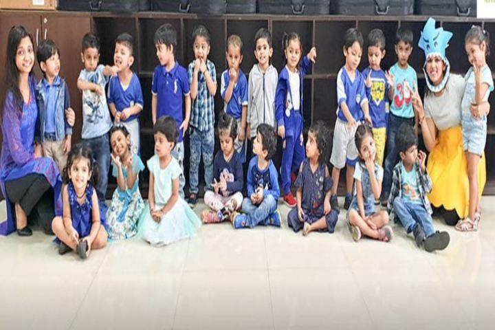 J B C N International School-School Trip