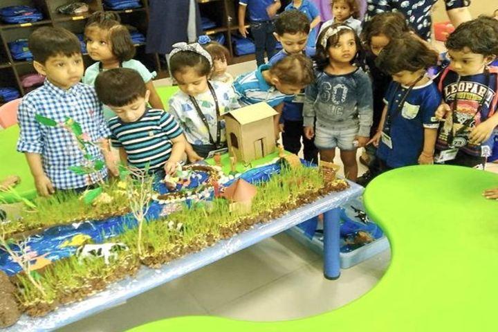 J B C N International School-Science Fair