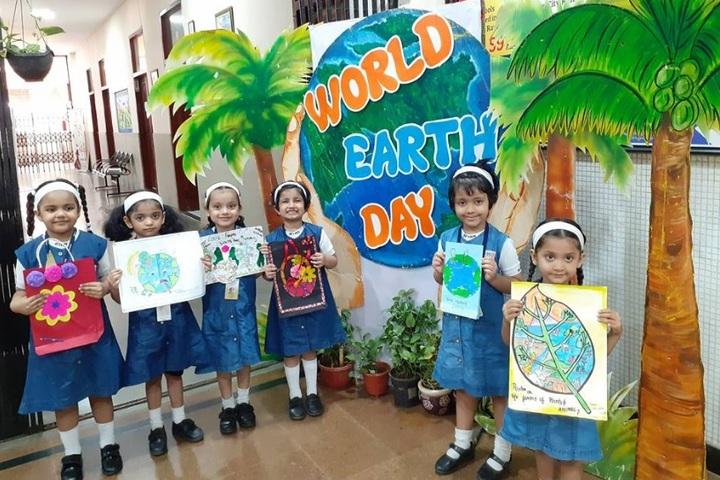 Ryan International School-Earth Day