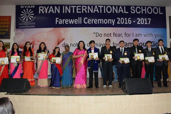 Ryan International School-Farewell