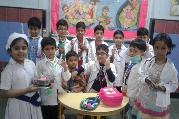 Ryan International School-Health Day