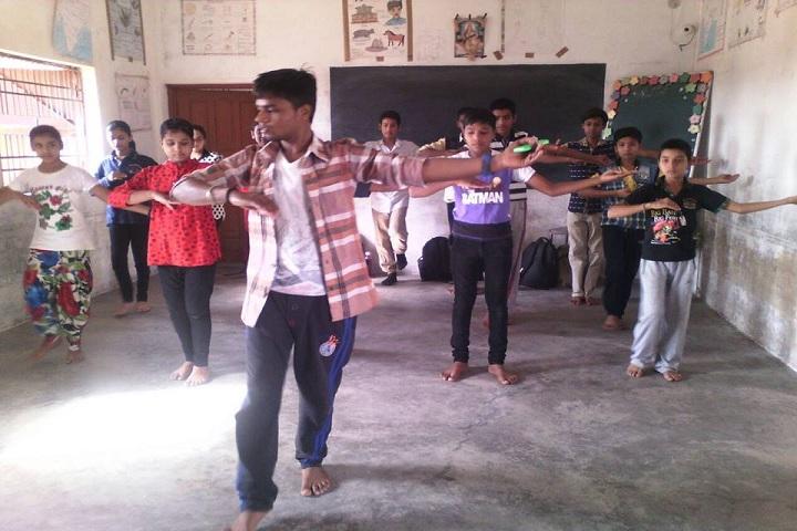 Delhi School Of Education-Dance-Class
