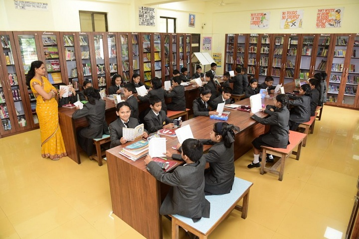 Dr Mar Theophilus School-Library