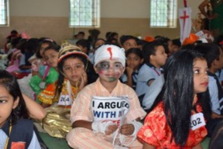 St Antony National School-Halloween Day