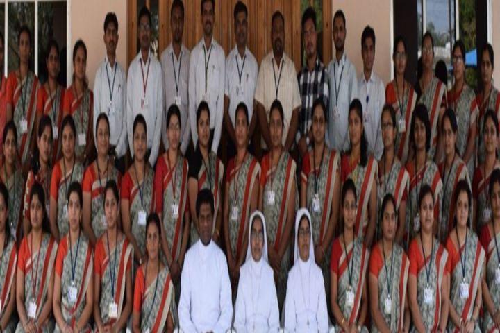 St Antony National School-Staff