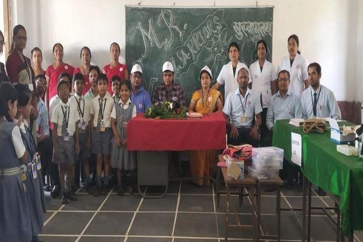 Dev Public School-Class room