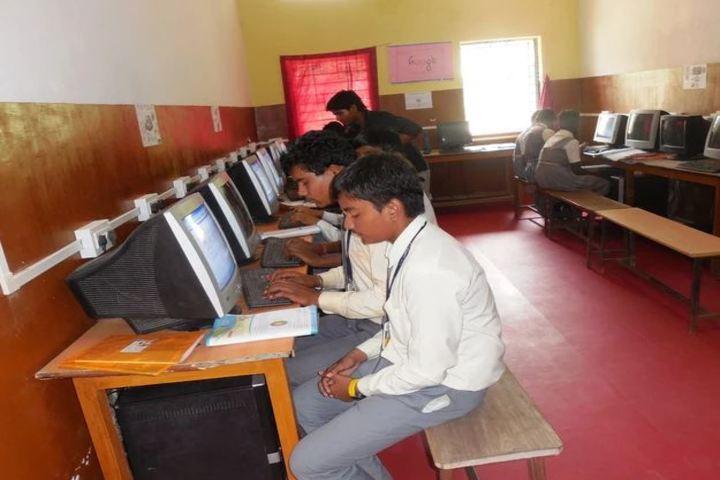 Dev Public School-Computer Lab