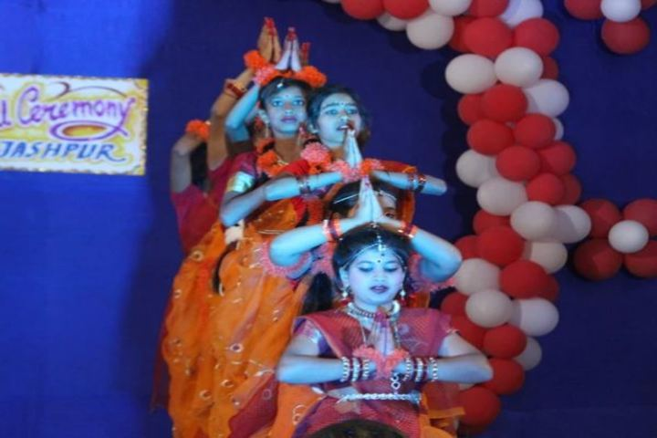 Dev Public School-Dance