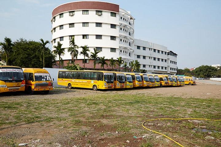 Tree House High School-Bus