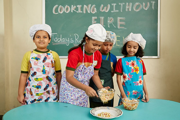 Tree House High School-Cooking classes