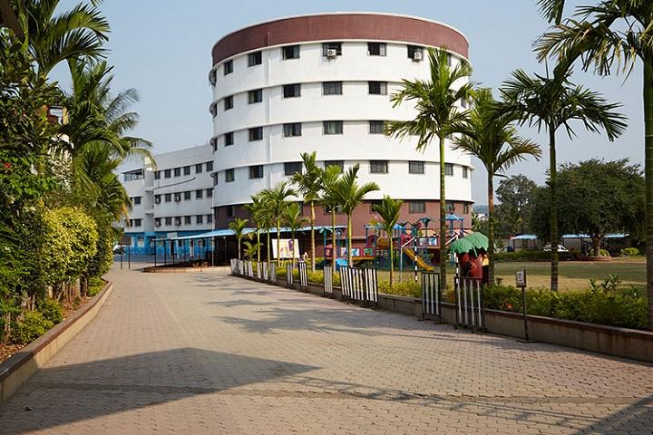 Tree House High School-School building