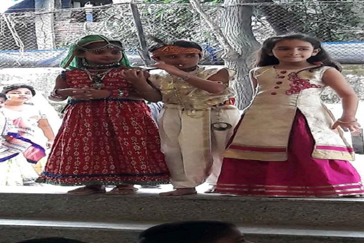 Shree Mumbadevi Vidya Mandir-Fancy Dress