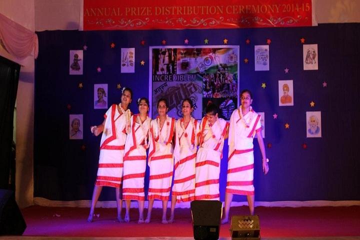Shree Mumbadevi Vidya Mandir-Dance
