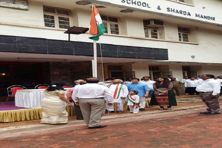 Shree Mumbadevi Vidya Mandir-Independance day