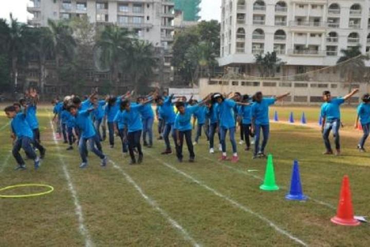 Shree Mumbadevi Vidya Mandir-Sports day