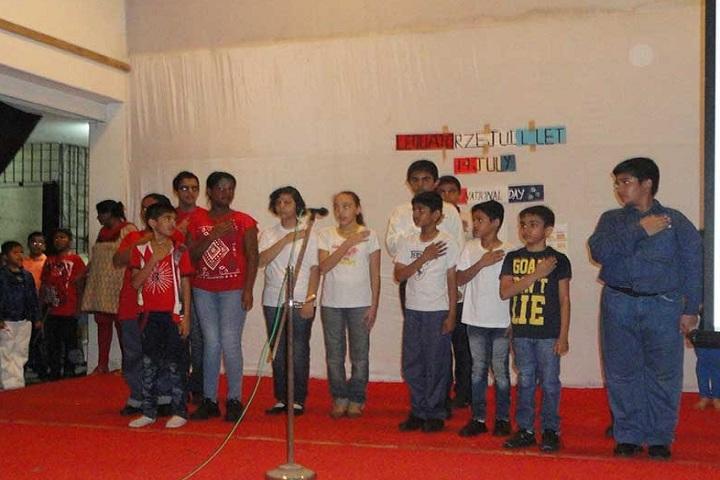 Shree Mumbadevi Vidya Mandir-Events