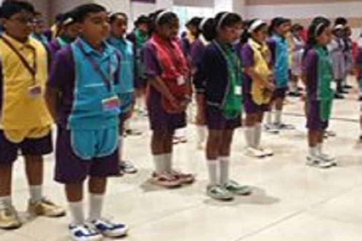 Wisdom World School-Prayer