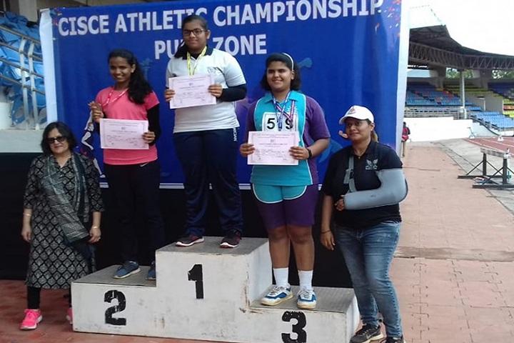 Wisdom World School-Sports winner