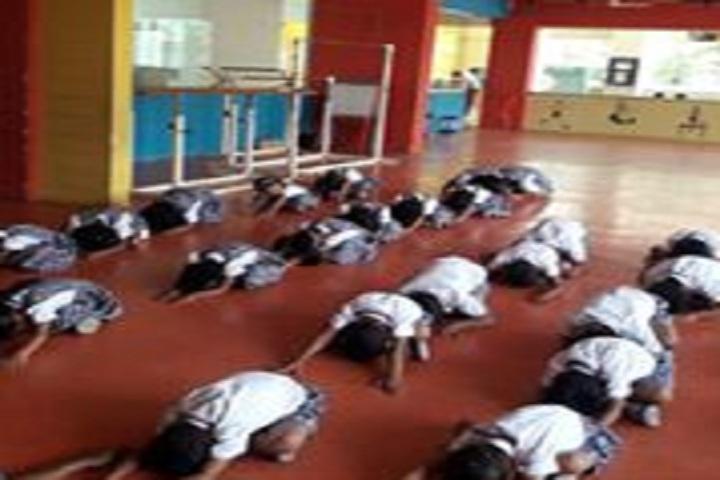 Wisdom World School-Yoga