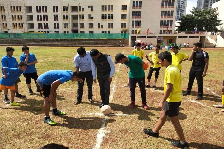 Vidya Pratishthans Nanded City Public School-Playground