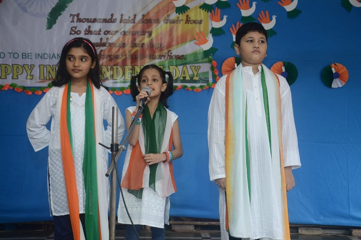 Swami Vivekanand International School-Independences Day