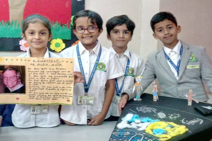 C P Goenka International School-Activity