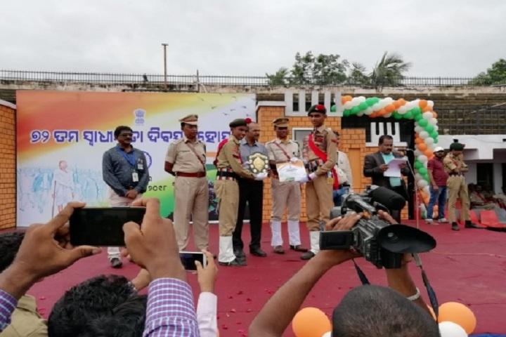 Matrusri Anglo Vedic School-Awards