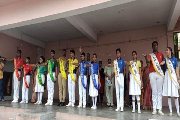 Matrusri Anglo Vedic School-Class houses