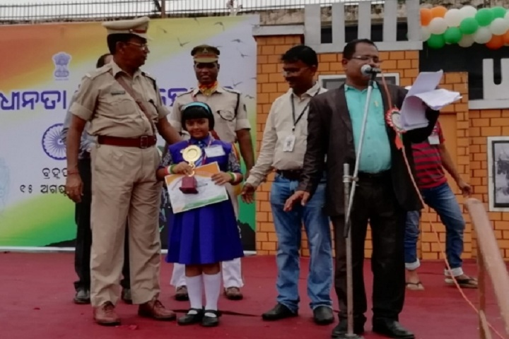 Matrusri Anglo Vedic School-Independences day