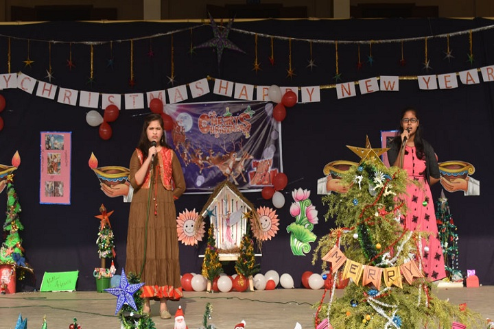St VincentS Convent School-Christmas Celebrations