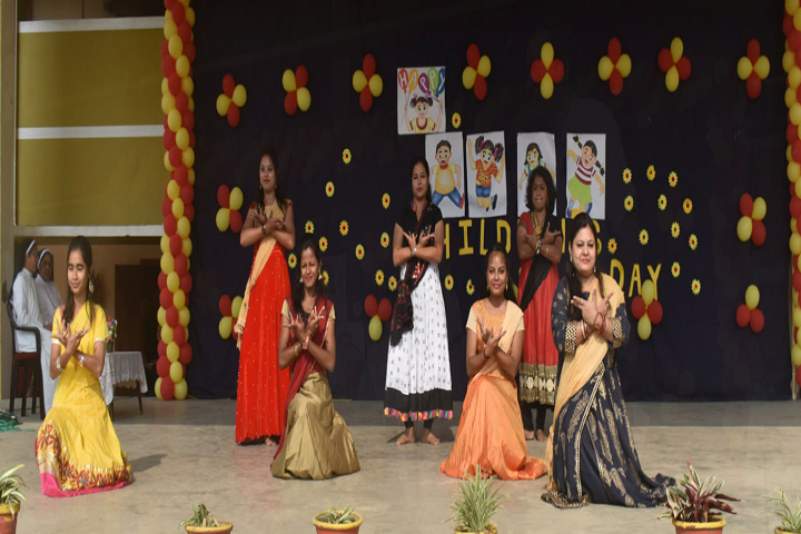St VincentS Convent School-Dance