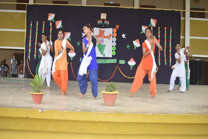 St VincentS Convent School-Independance Day