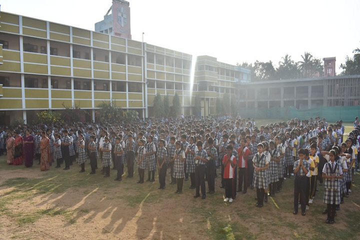 St VincentS Convent School-Morning Assembly