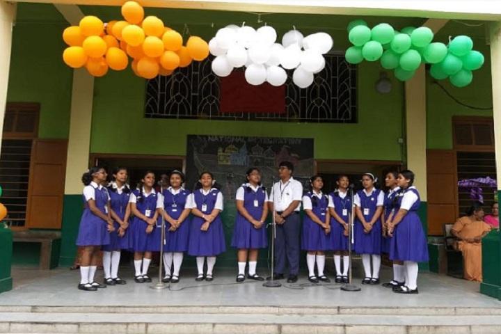 St Josephs High School-Independences day