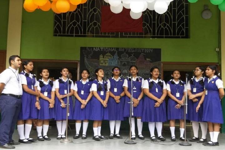 St Josephs High School-Singing