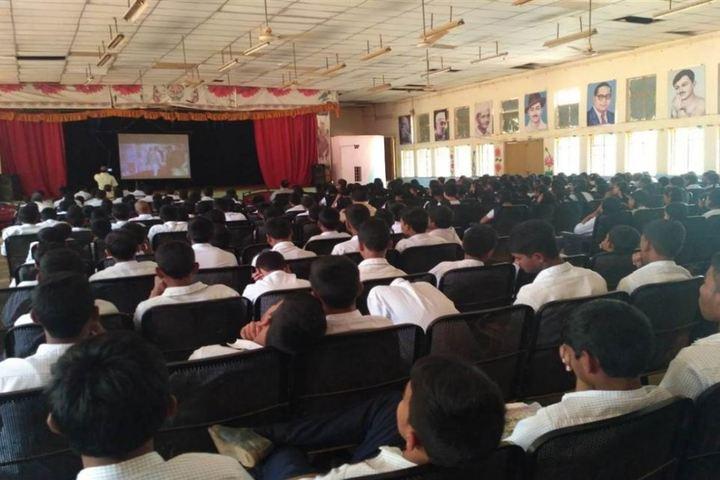 Jawahar Navodaya Vidyalaya - Auditorium