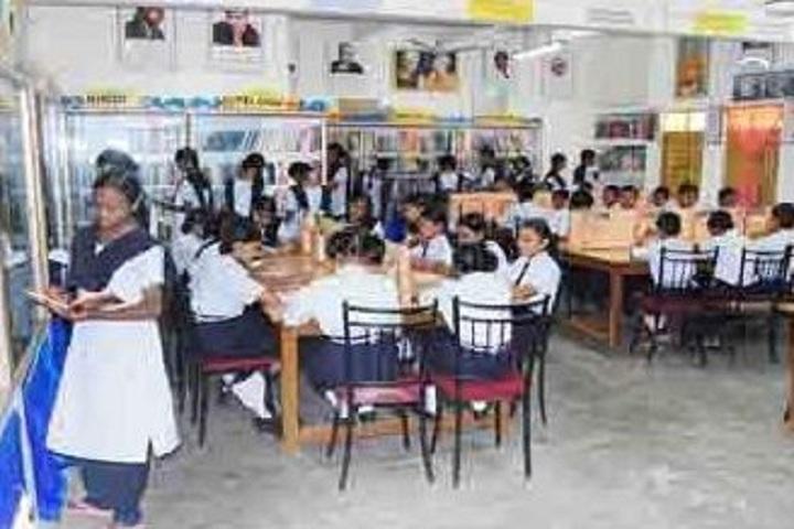 Jawahar Navodaya Vidyalaya - Library