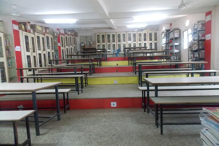 Dronacharya Public School-Classroom