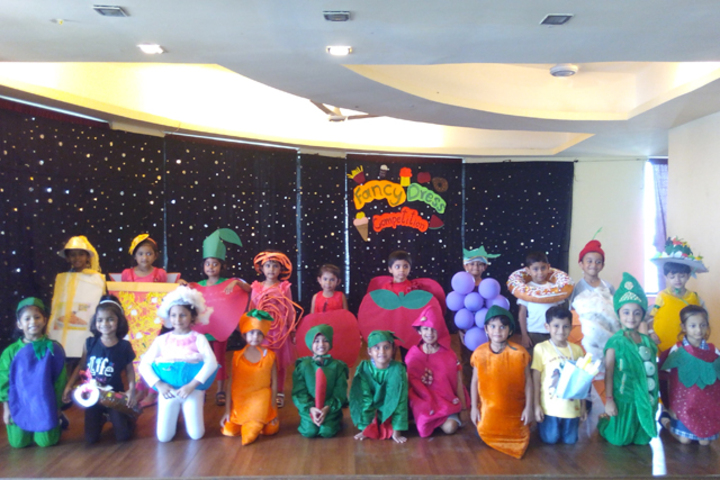 Dronacharya Public School-Fancy Dress