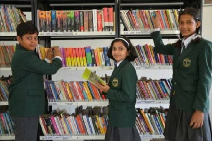 Dronacharya Public School-Library