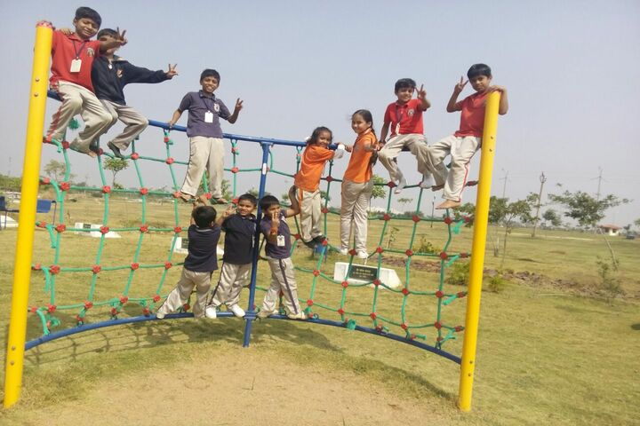 Dronacharya Public School-Play Area